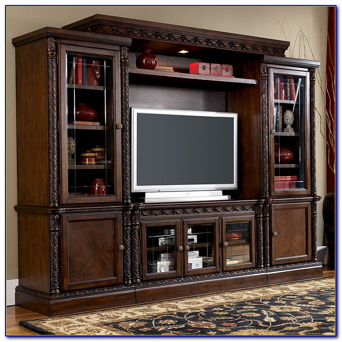 Ashley Furniture Porter Entertainment Center Dimensions