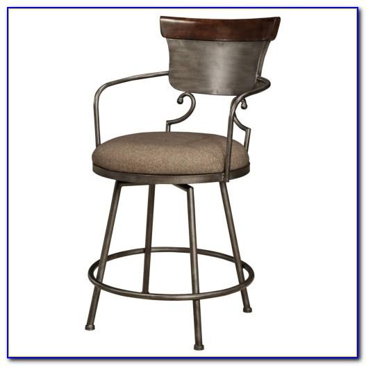 Ashley Furniture Swivel Bar Stools
