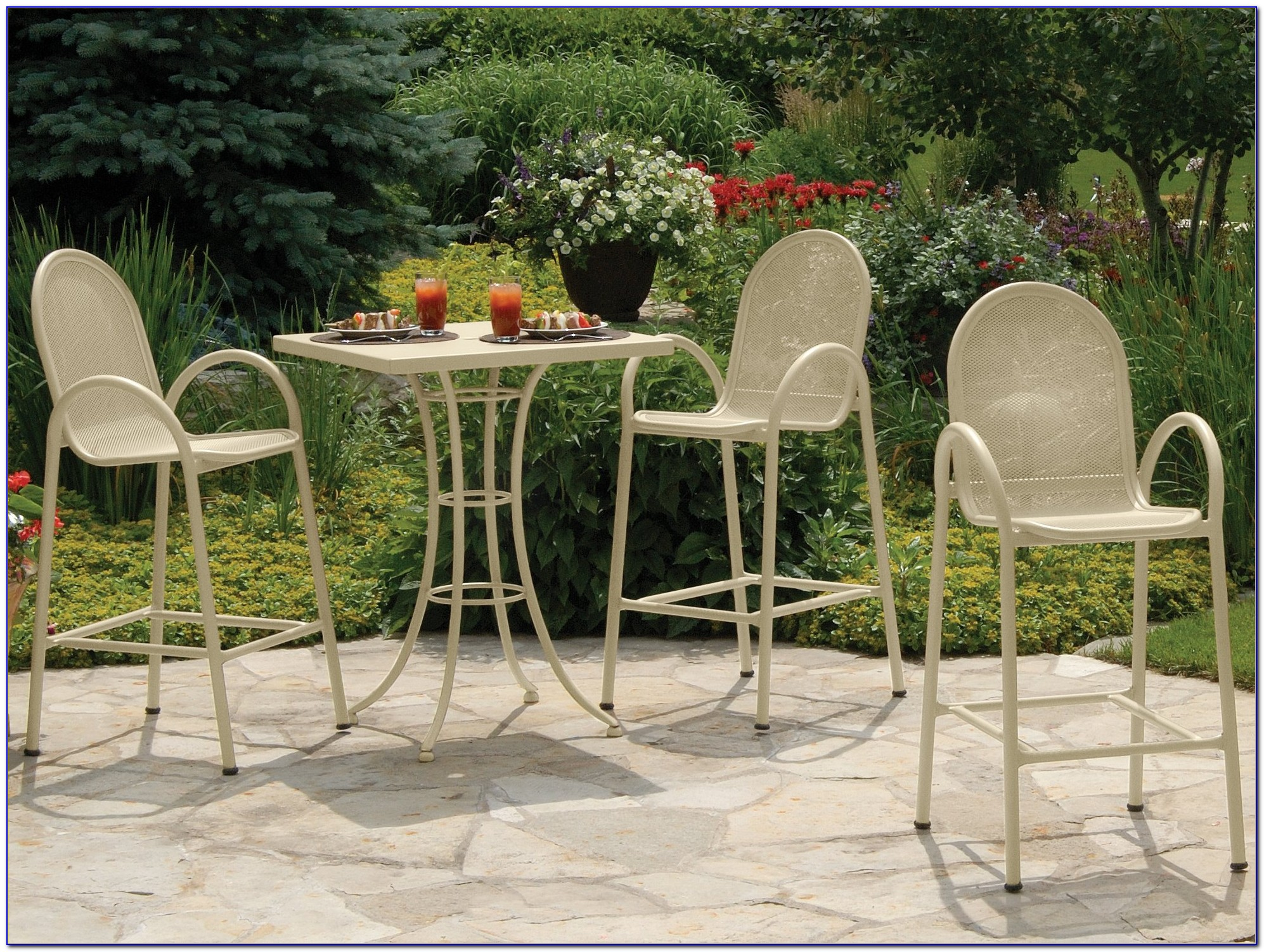 Backyard Creations Patio Furniture At Menards
