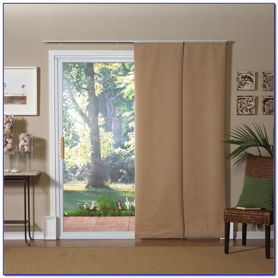 Basement Window Well Curtains