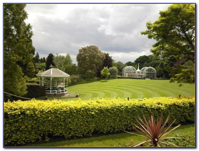 Botanical Gardens Birmingham Al Hours