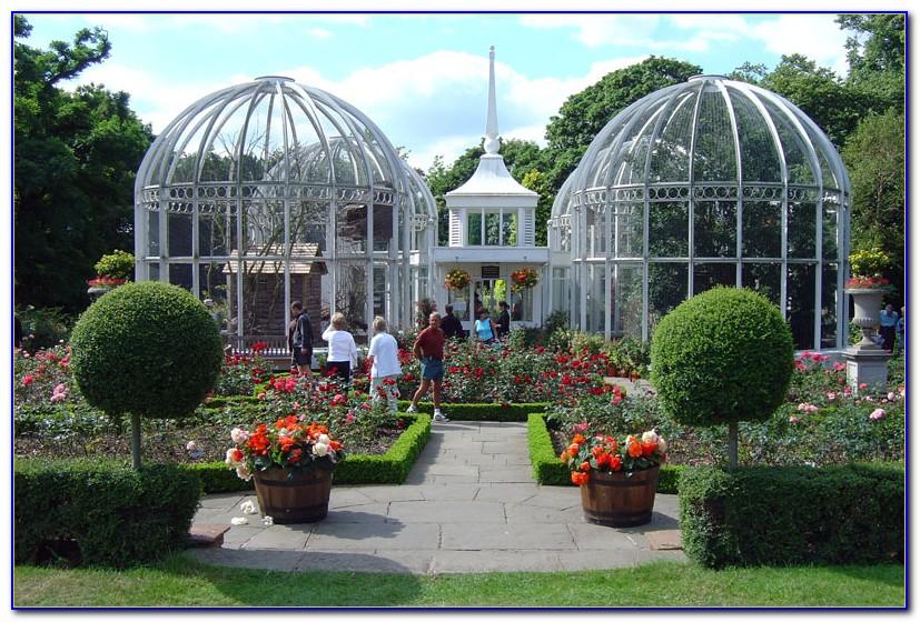 Botanical Gardens Birmingham Al Movie