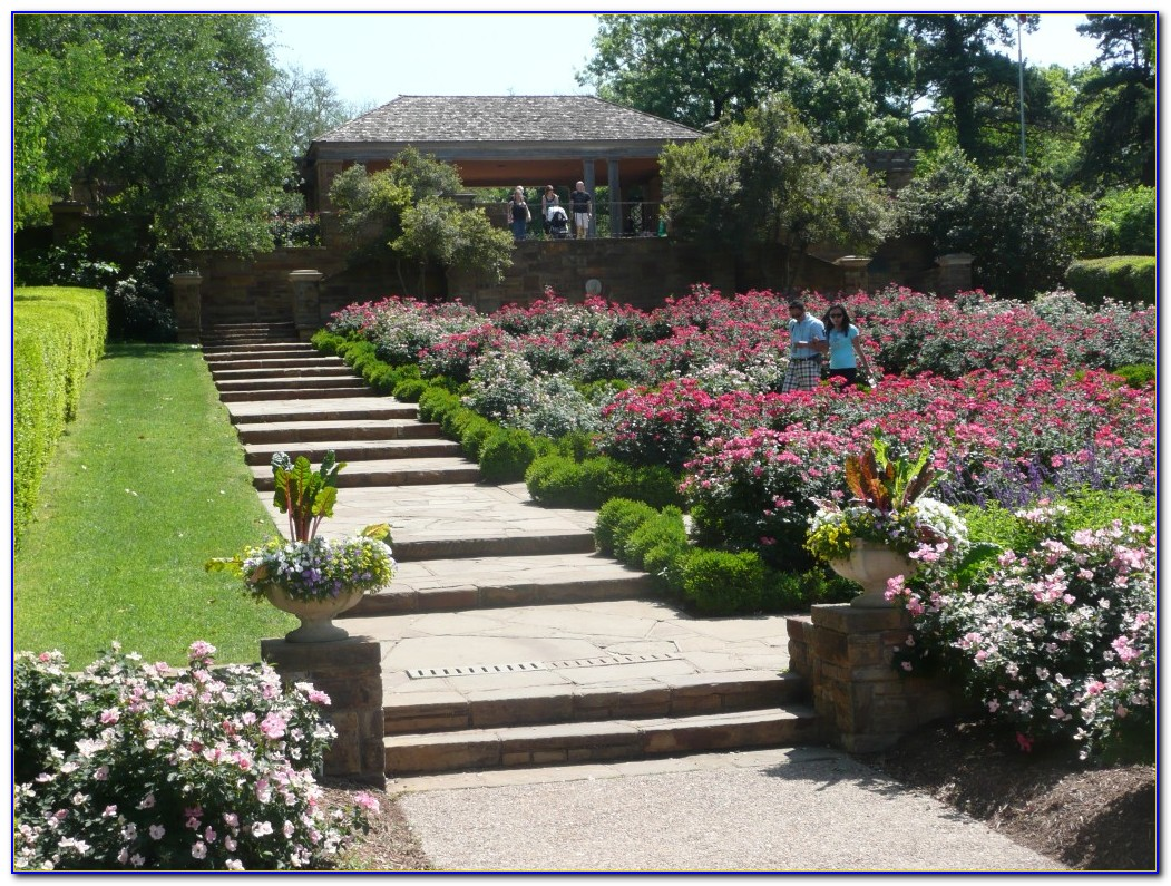 Botanical Gardens Fort Worth Admission