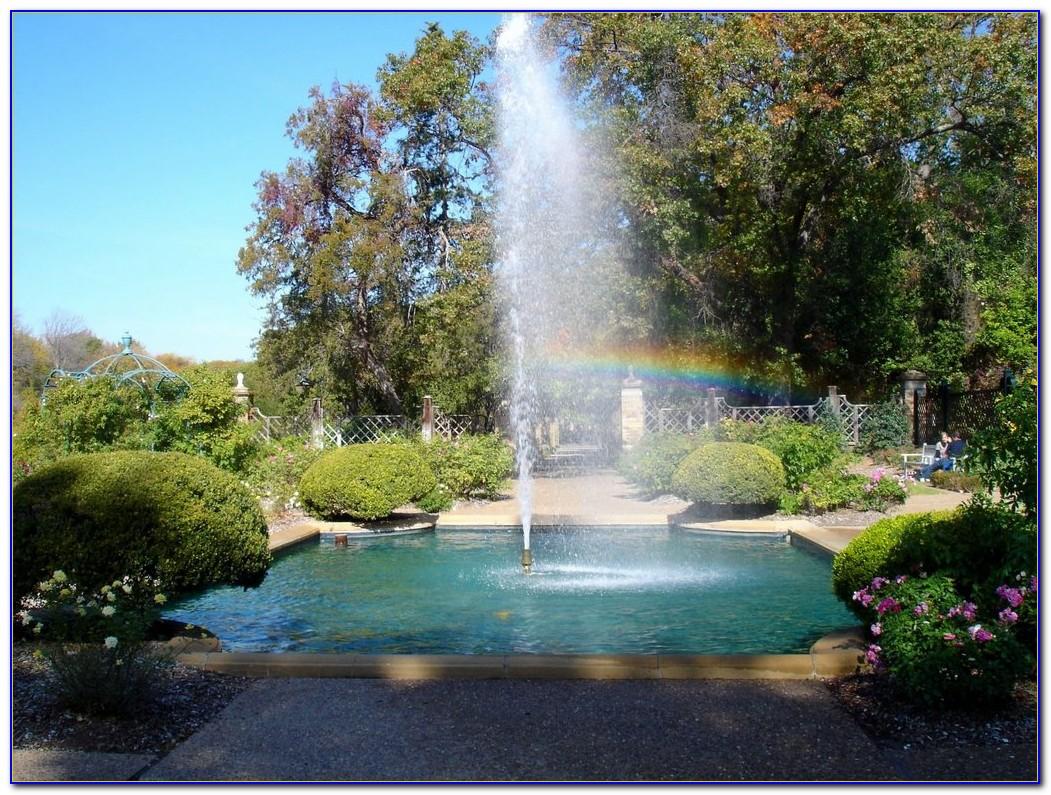 Botanical Gardens Fort Worth Music