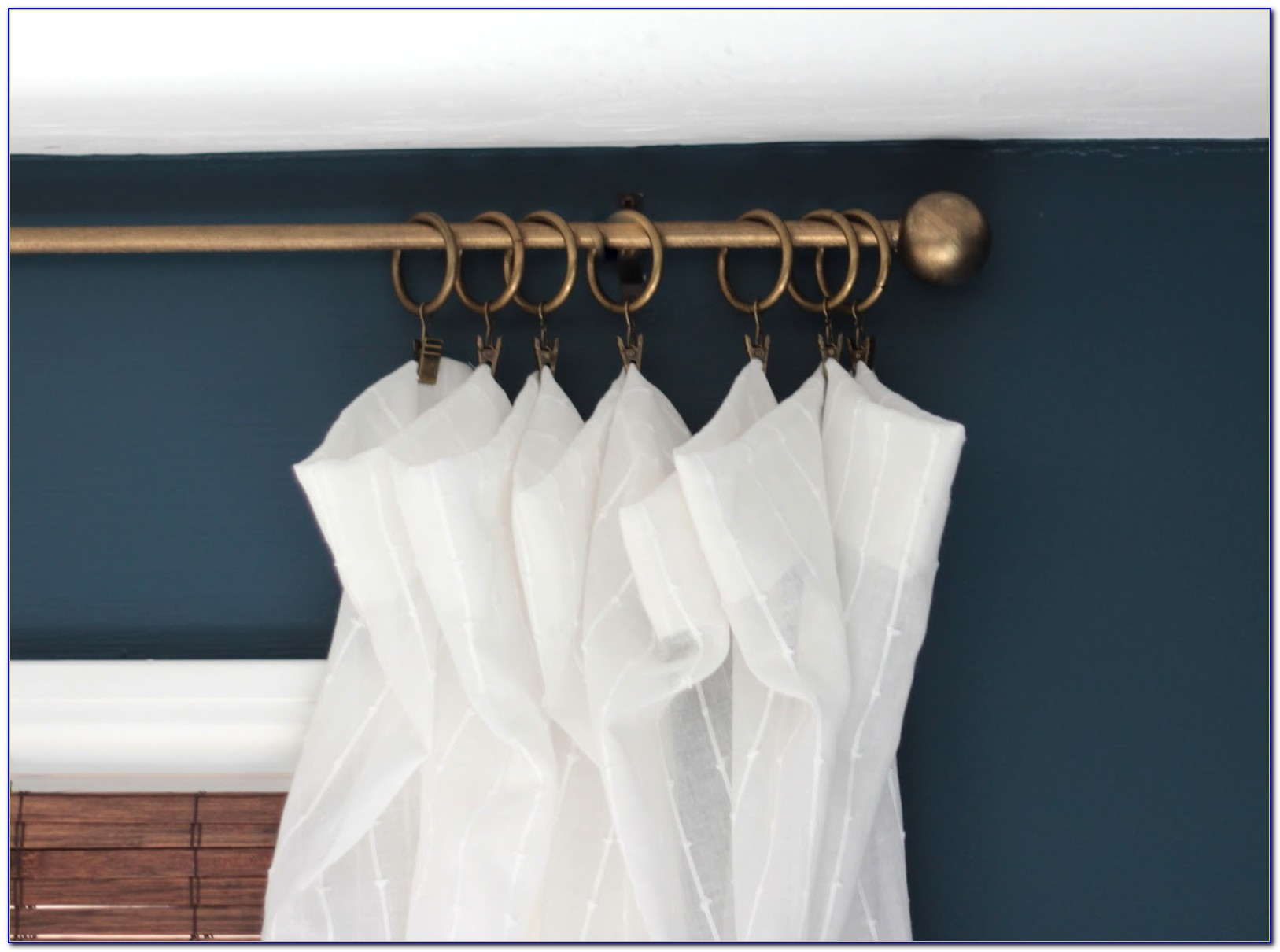 Brass Curtain Rods Nz