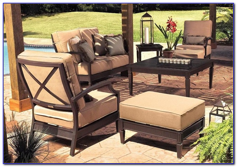 Broyhill Outdoor Furniture Wicker
