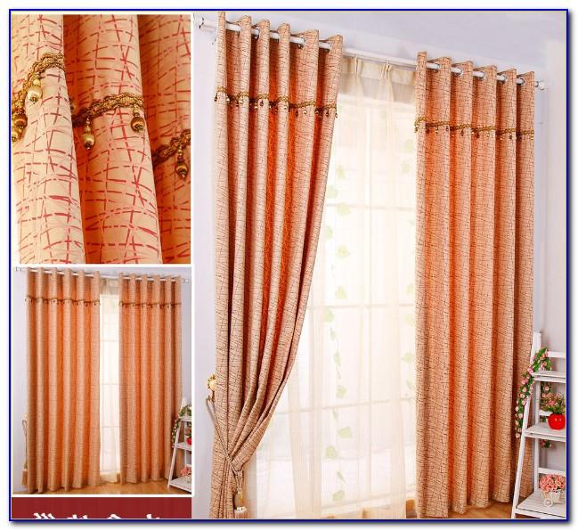 Burnt Orange Curtains Uk
