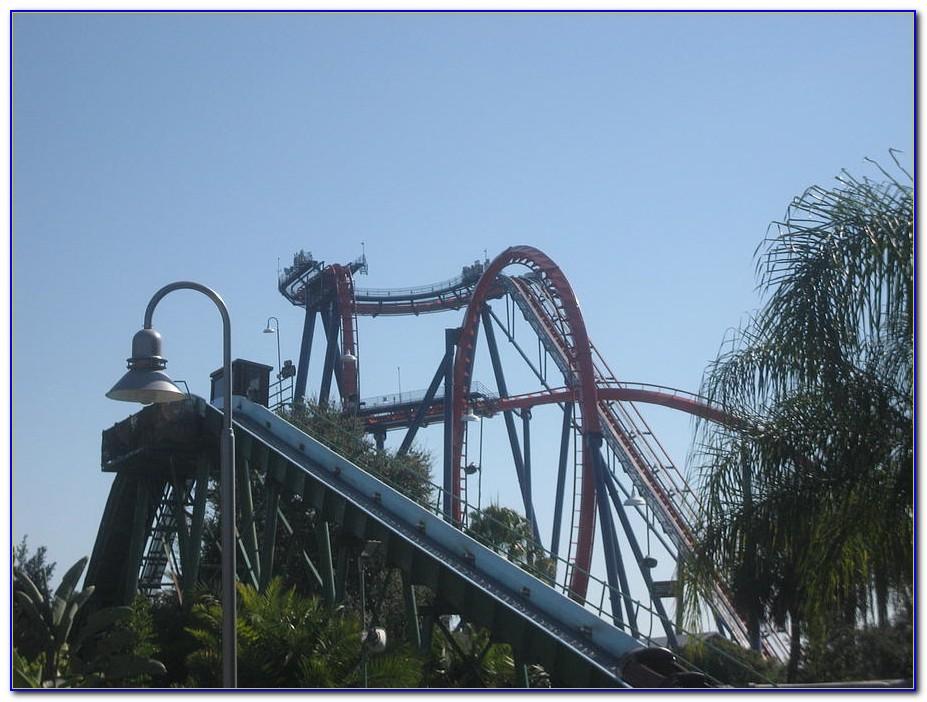 Busch Gardens Roller Coasters Williamsburg Va