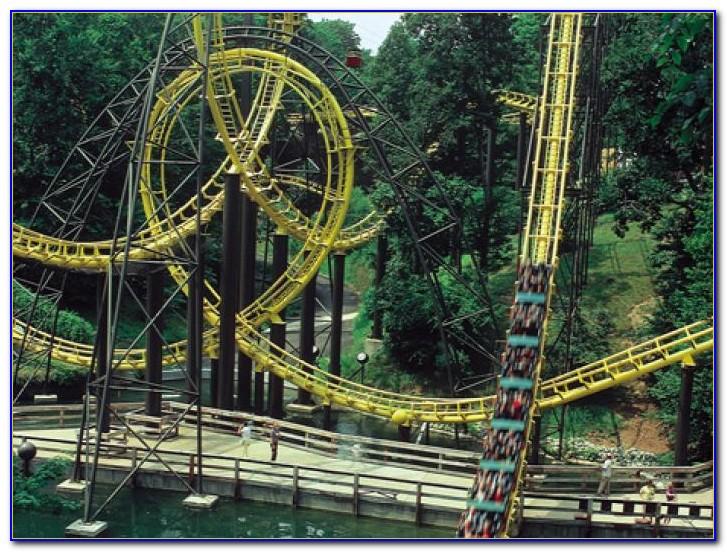 Busch Gardens Williamsburg Va Roller Coasters