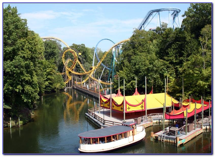 Busch Gardens Williamsburg Va Tickets