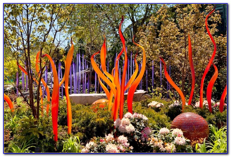 Chihuly Garden And Glass Tacoma