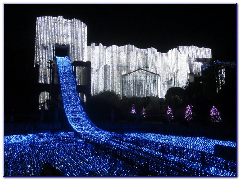 Christmas Town Busch Gardens Williamsburg 2012