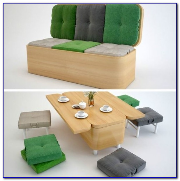 Convertible Furniture For Small Rooms