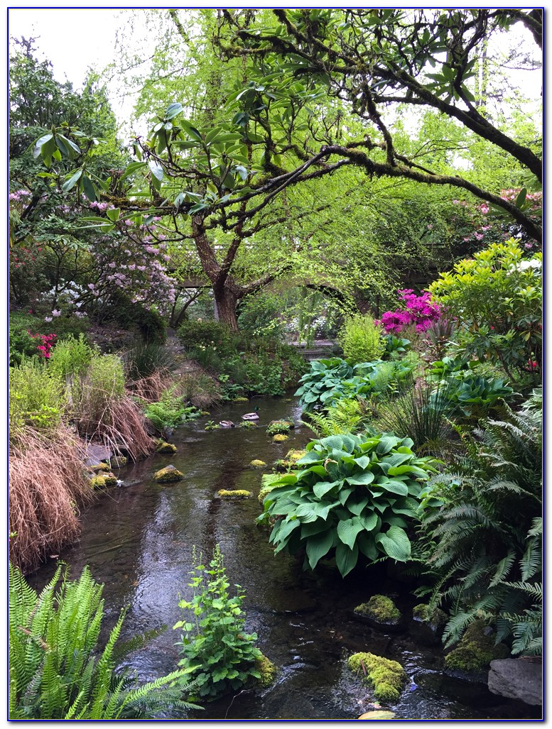Crystal Springs Rhododendron Garden Hours