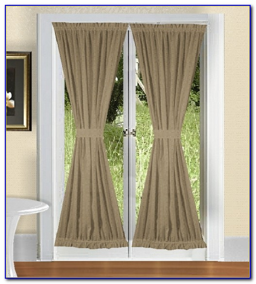 Curtains For French Doors Amazon