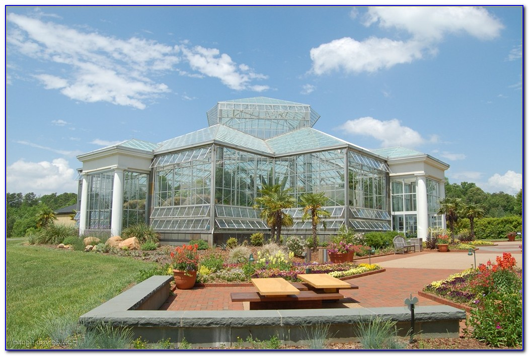 Daniel Stowe Botanical Gardens Belmont Nc
