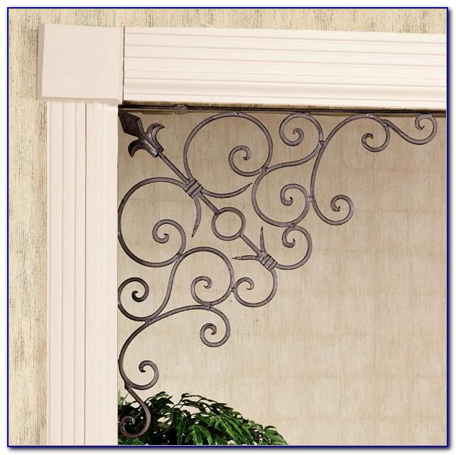 Decorative Corner Brackets For Porches