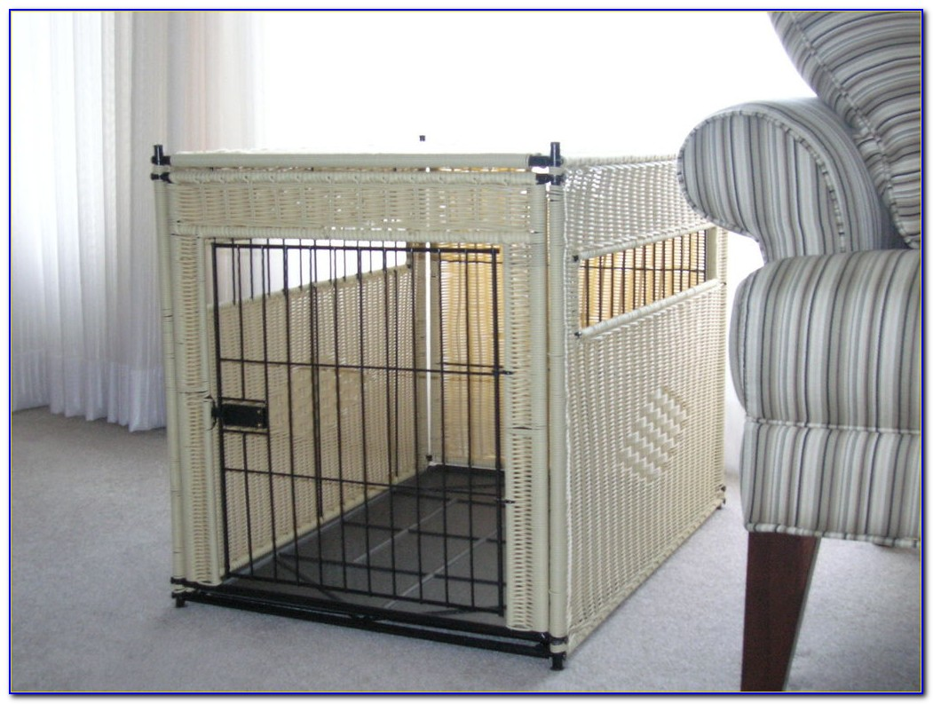 Decorative Dog Crates Uk