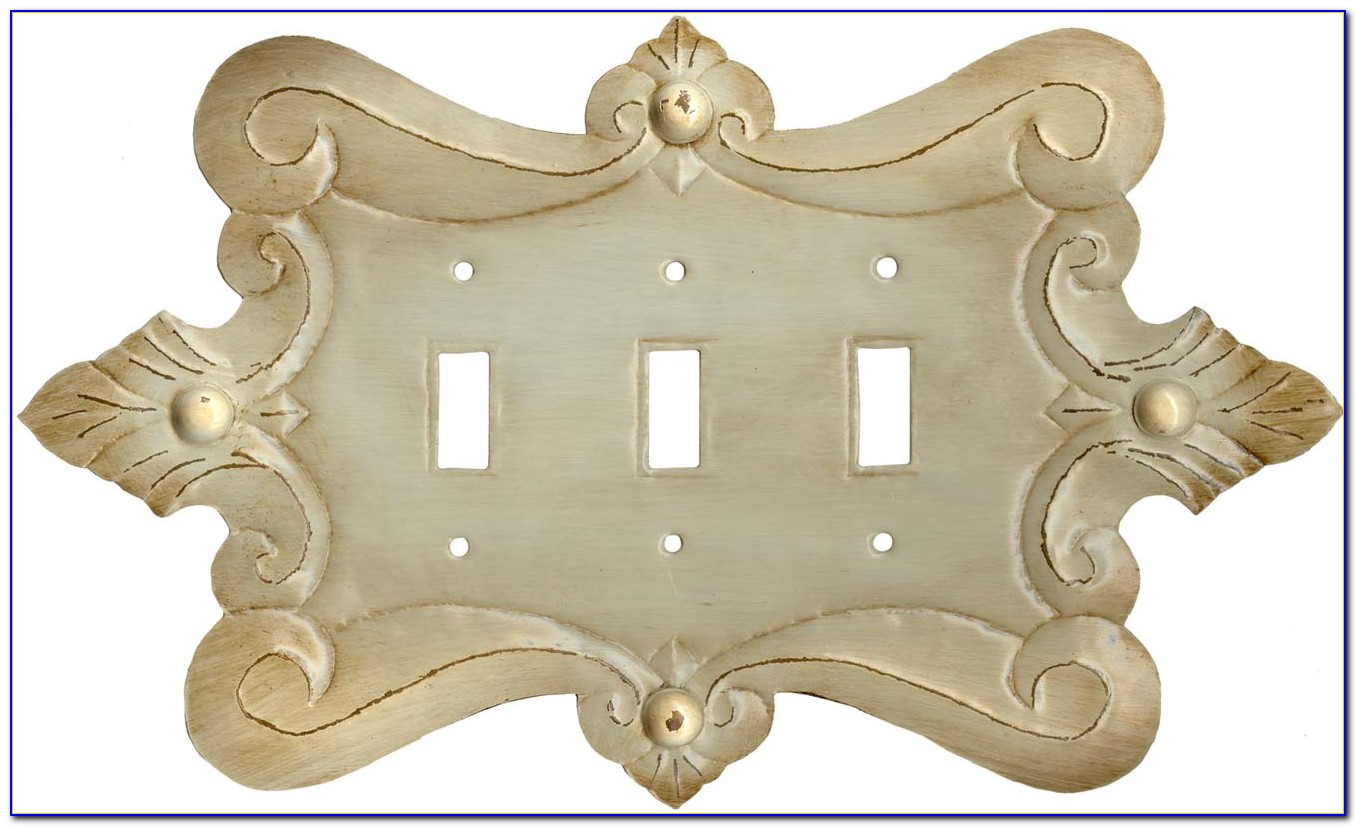 Decorative Light Switch Plate Covers