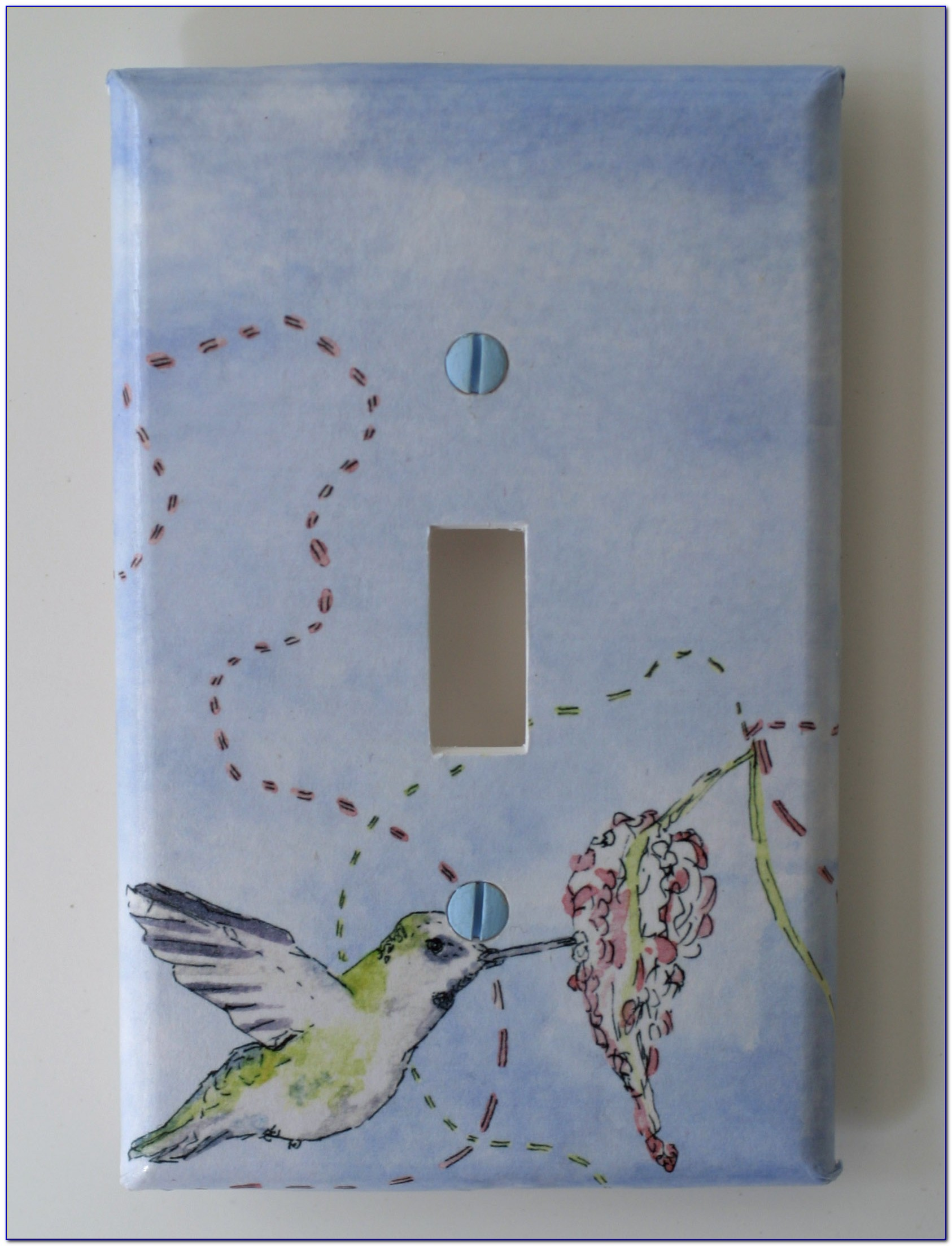 Decorative Switch Plate Covers Etsy