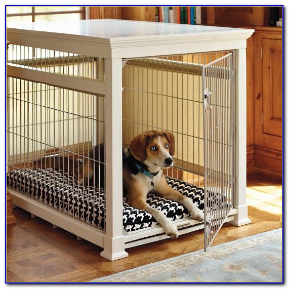 Decorative Wood Dog Crates