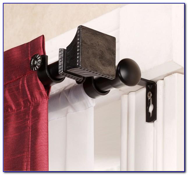 Double Rod Curtain Ideas