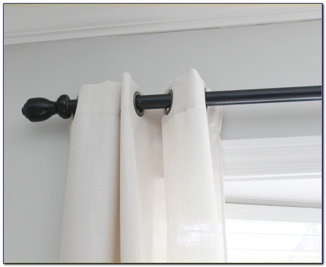 Extra Long Curtain Rods Ikea