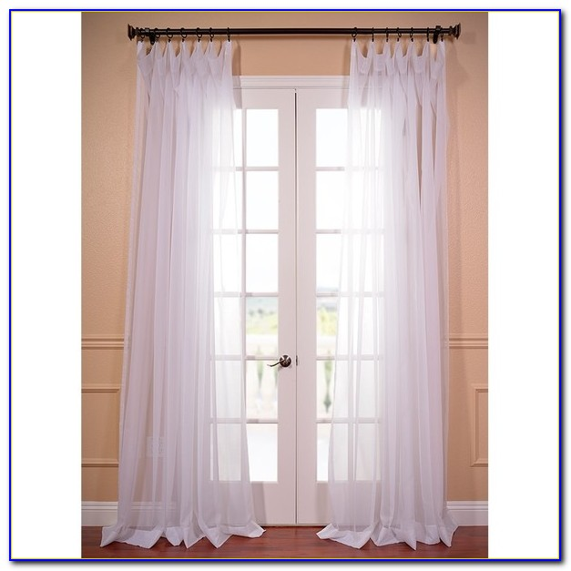 Extra Wide Blackout Curtain Panels