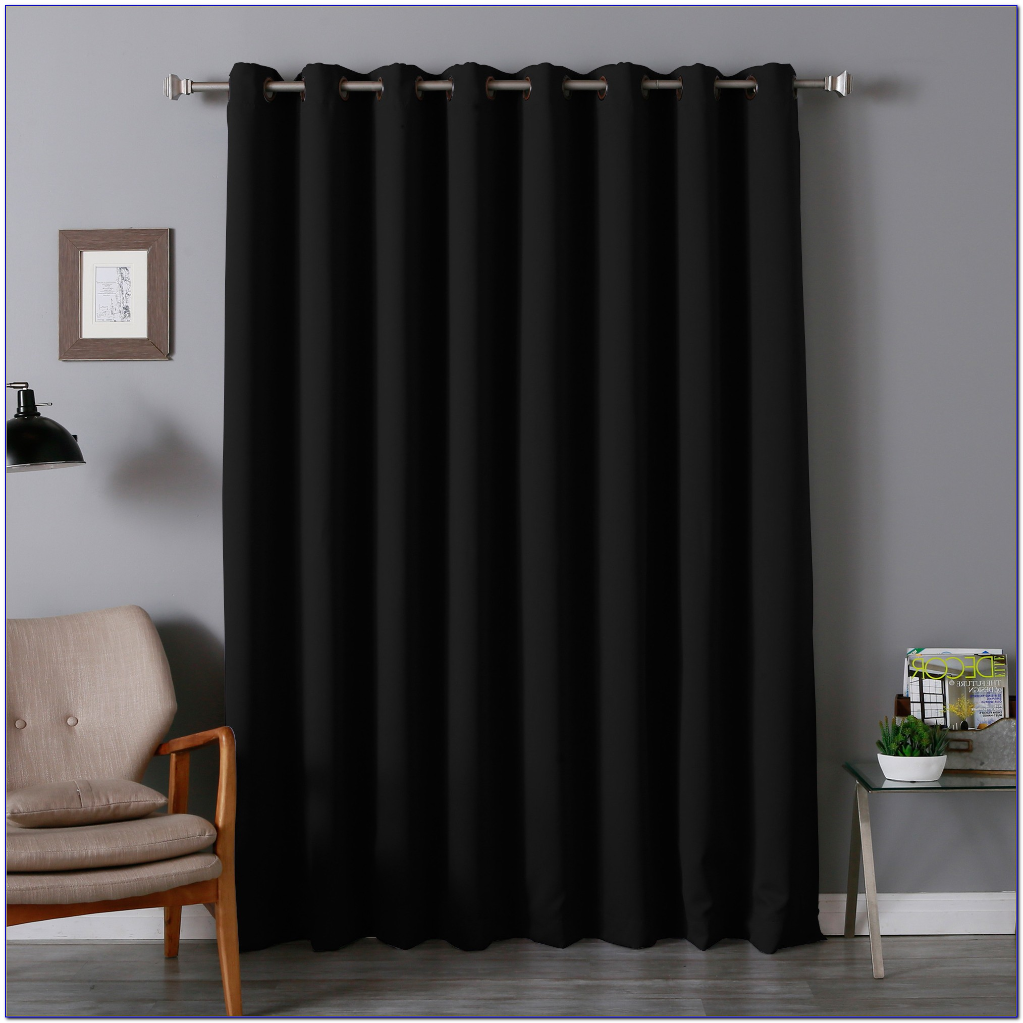 Extra Wide Thermal Curtain Panels