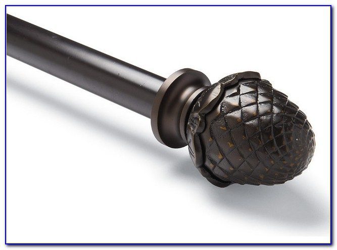 Finials For Curtain Rods Uk