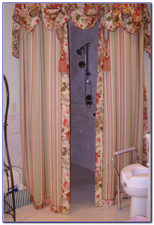 Flexible Curtain Track Kit