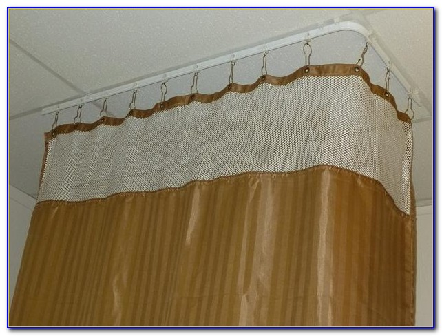 Flexible Curtain Track System