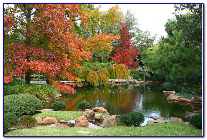 Fort Worth Botanic Garden Events