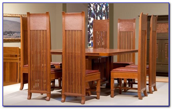 Frank Lloyd Wright Furniture Auction