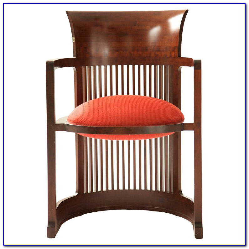 Frank Lloyd Wright Furniture Characteristics