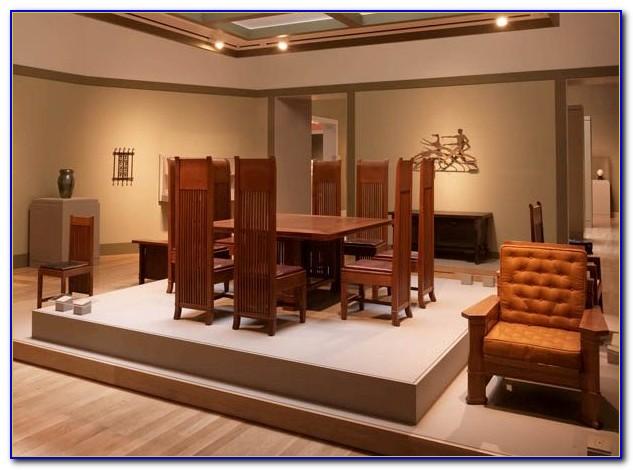 Frank Lloyd Wright Furniture Copeland