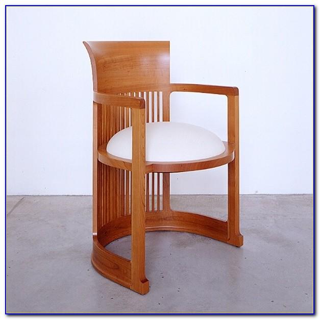 Frank Lloyd Wright Furniture Images