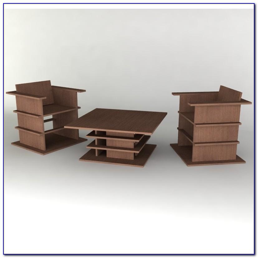 Frank Lloyd Wright Furniture Reproductions
