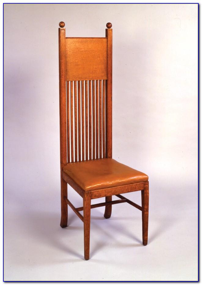 Frank Lloyd Wright Furniture Style