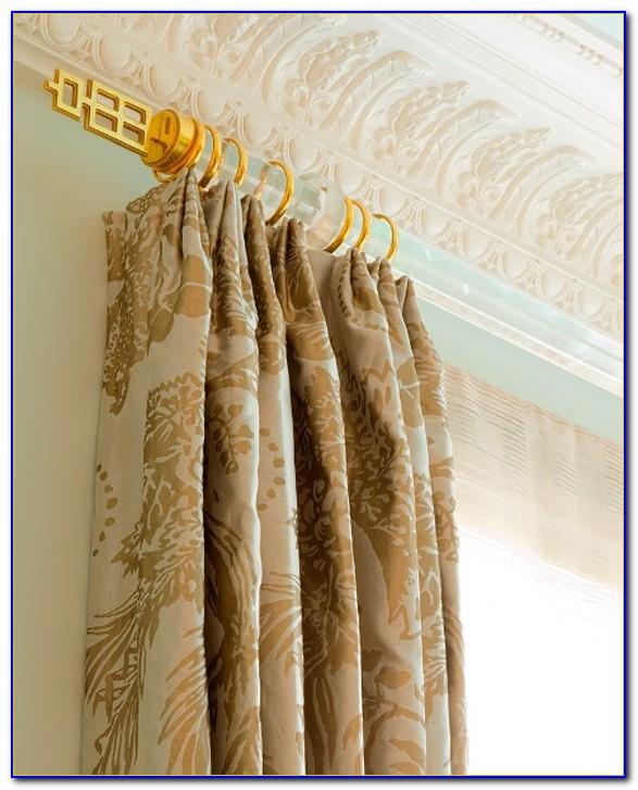 Gold Curtain Rod Australia