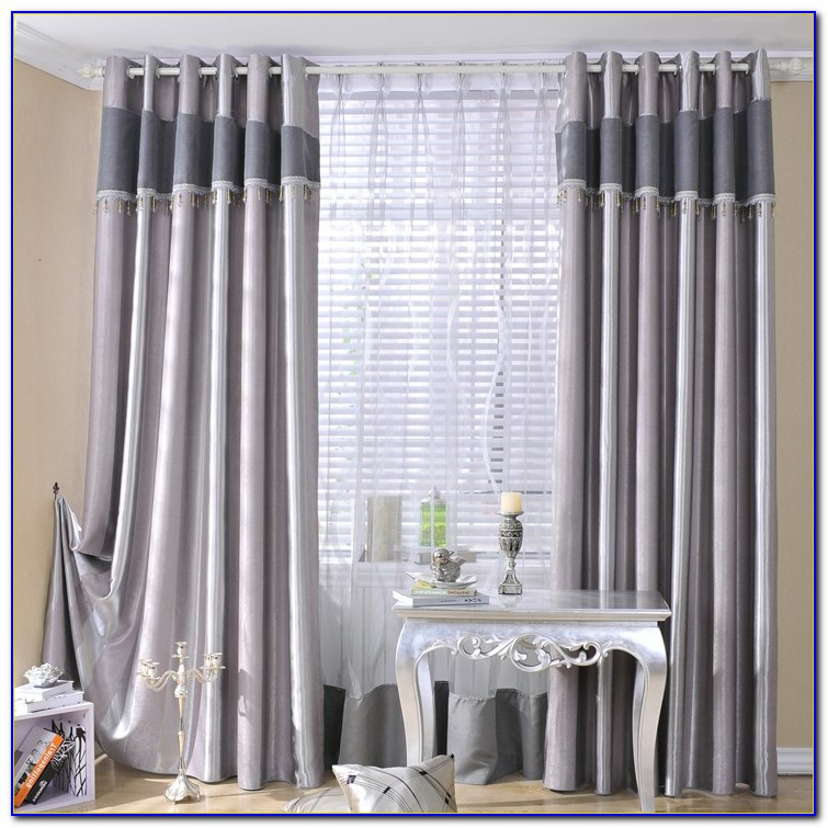 Grey Blackout Curtains Bed Bath And Beyond