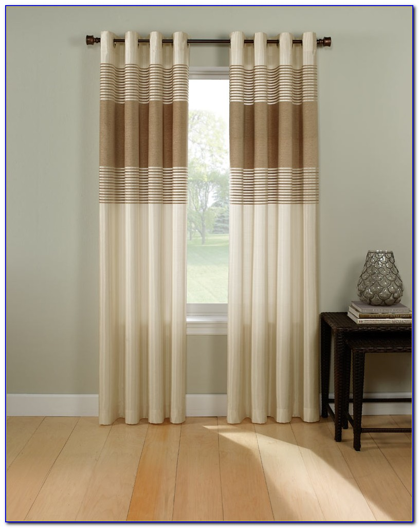 Grommet Curtain Panels 95