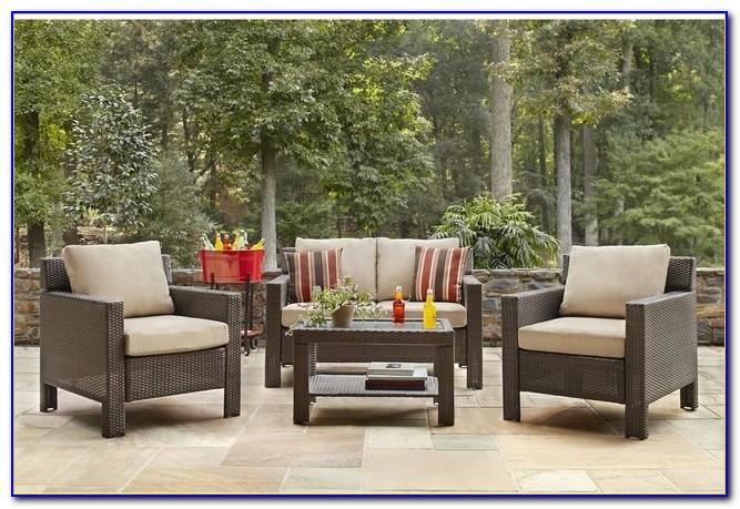 Hampton Bay Outdoor Furniture Wood