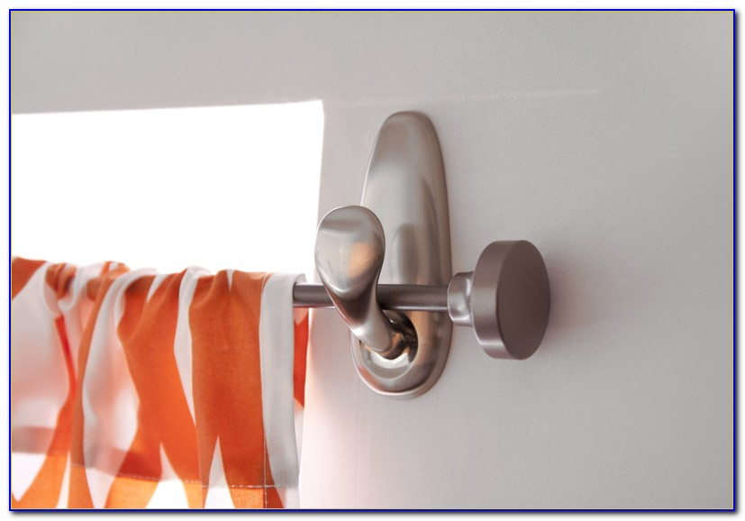 Hanging Curtain Rods With Command Hooks