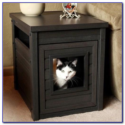 Hidden Cat Litter Box Furniture Uk
