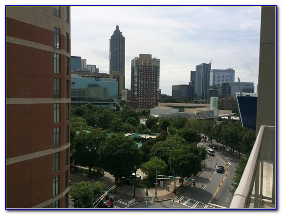 Hilton Garden Inn Atlanta Downtown Restaurants Near