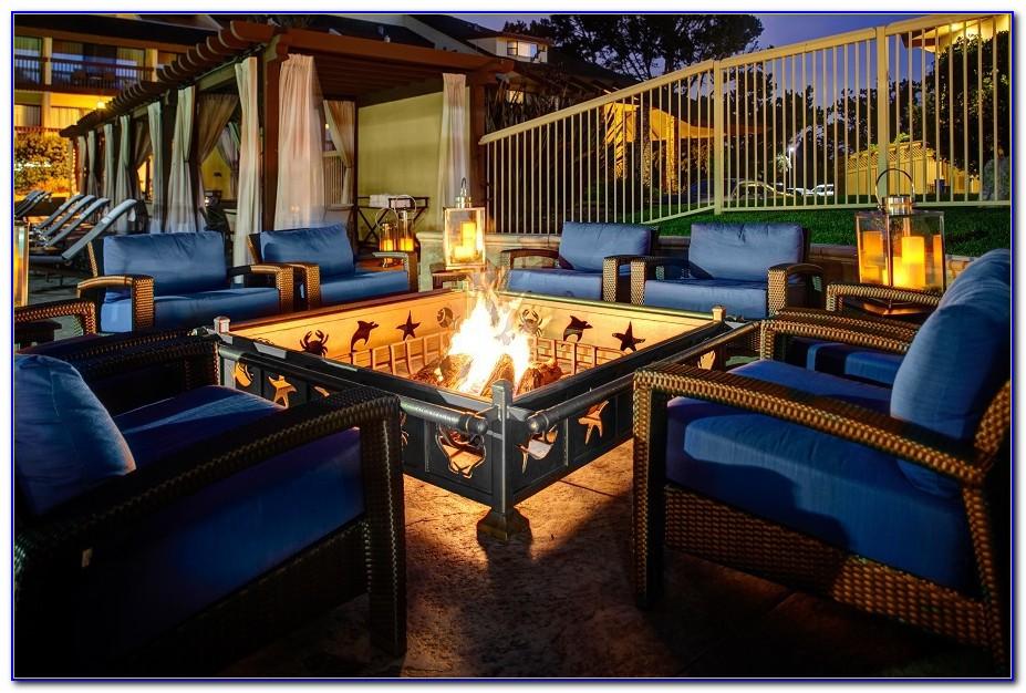Hilton Garden Inn Monterey Map