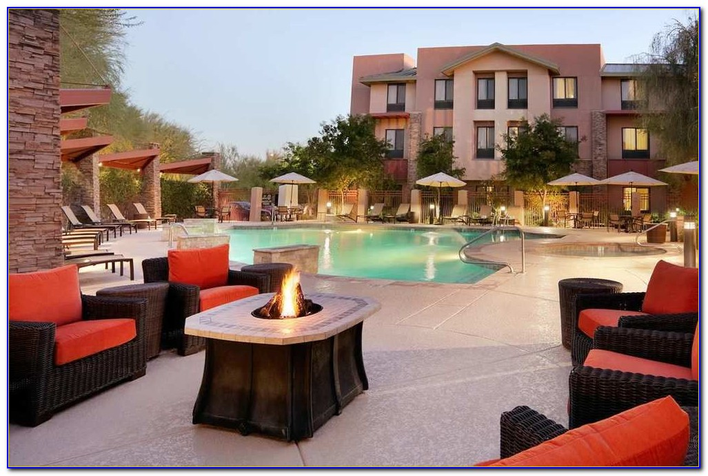 Hilton Garden Inn Scottsdale Indian School Road