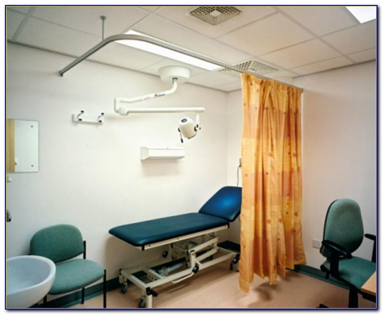 Hospital Curtain Track Hardware