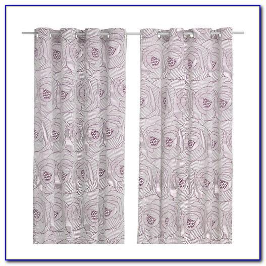 Ikea Curtain Panels Installation
